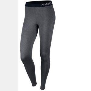 Nike pro full length running tights leggings gym